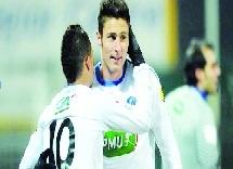 Qualification de Rennes