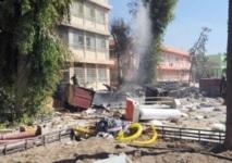 Les violences se poursuivent en Syrie : Deux explosions près du QG de l'armée à Damas