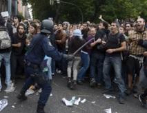 La police espagnole face à une crise sans précédent : La Catalogne bout, Madrid brûle