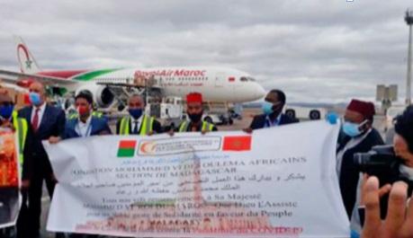 Tehindrazanarivelo Liva Djacoba, ministre malgache des Affaires étrangères : Le don marocain intervient à point nommé