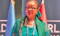 Josefa Leonel Correia Sacko, commissaire de l'UA pour l'économie rurale et l'agriculture