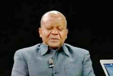Dr Firmin C. Kinzounza, professeur universitaire congolais