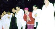 Elle a présenté sa pièce théâtrale Eddaq...oua  Skat : La troupe Masrah El Madina honorée en Algérie