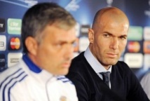 Divorce entre Mourinho et Zidane