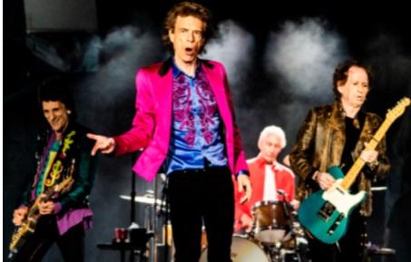 Les Rolling Stones menacent d'ester en justice contre Trump
