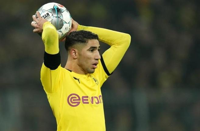 Dortmund confirme le départ d'Achraf Hakimi