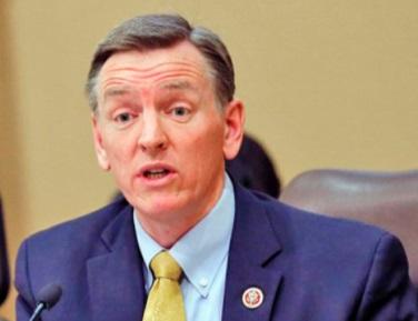 Paul Gosar, député républicain à la Chambre américaine des représentants