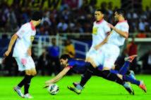 Victoire in extrémis du Barça devant le FC Séville : Les Catalans caracolent de plus belle en tête de la Liga