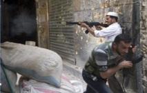 L'armée renforce ses troupes à Alep : Violent pilonnage de la région de Damas