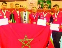 Championnat arabe des nations juniors de lutte gréco-romaine et lutte libre  : Des résultats satisfaisants