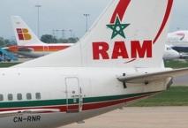 La compagnie offrira trois vols par semaine : RAM relie de nouveau Madrid à Tanger