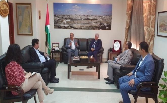 L'appel de la Palestine à la communauté internationale pour contrecarrer l'arbitraire israélien