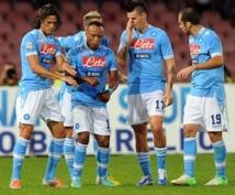 Le FC Naples dans le collimateur de la justice italienne