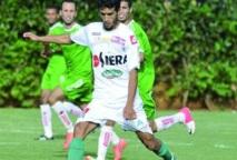 Chamssedine Chtaibi reprend les entraînements au bonheur du public des Verts