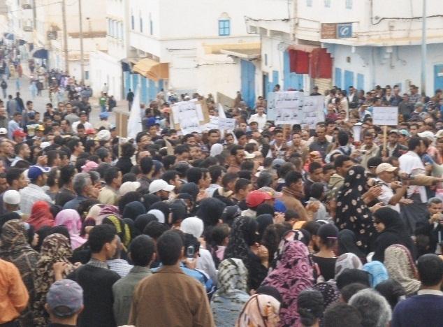 De violents affrontements entre jeunes et forces de l'ordre : Sidi Ifni sous haute tension