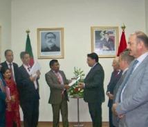 Bangladesh : Amine Laraqui nommé consul honoraire à Casablanca