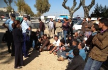 Près de la mosquée de Pauillac au Médoc : Bataille rangée entre Marocains de France et pro-Polisario