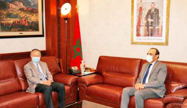 L'ambassadeur de Chine à Rabat salue l'initiative Royale en faveur des pays africains