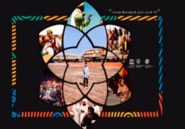 """""""Jemâa El Fna en live"""" Quand les artistes de la place subjuguent  le public par des spectacles virtuels  à distance"""