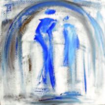 Leila Cherkaoui présente ses œuvres à Rabat: Mémoire du lieu