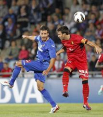 Liga: Getafe gagne en déplacement et Barrada voit rouge dans un match à trois exclusions