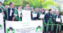 Sit-in du Club des magistrats devant la Cour de cassation : Les juges réclament