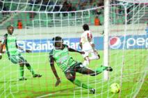 Le WAC s'impose 3-1 sur le FC Léopards en Coupe de la CAF : Une victoire pour un infime espoir
