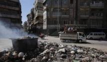 Le régime d'Al Assad  s'enlise dans la répression : L'armée syrienne bombarde plusieurs quartiers d'Alep