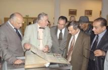 Fondation de la Mosquée Hassan II de Casablanca : Daniel Couturier fait don d'un document historique