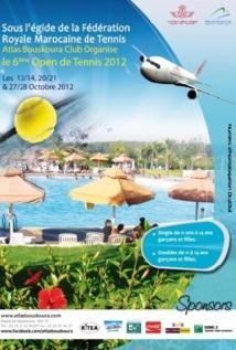 L'Atlas Bouskoura Tennis Club organise son tournoi annuel « Jeunes 11 à 14 ans » : Les attentions délicates des aviateurs de la RAM envers la raquette du futur