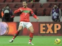 Qualifications au Mondial-2014, zone européenne : Ronaldo sera d'appoint pour affronter la Russie