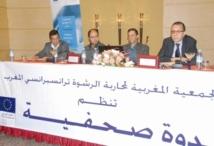 En matière de lutte contre la corruption, l'ONG veut des actes et non de la rhétorique : Transparency Maroc fustige le gouvernement