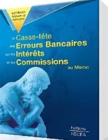 Présentation à Casablanca du livre choc de Mohamed Azzedine Berrada : Les erreurs bancaires mises en lumière