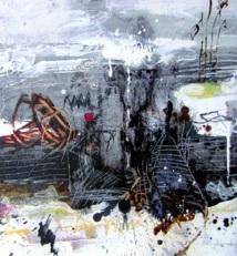 Les dernières créations d'Abdelaziz Ousalah sur les cimaises : Retombées de profusion