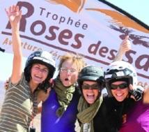 """Le 12e  Rallye-raid """"Roses des Sables"""" est parti : Les dames à l'épreuve de l'endurance dans le désert marocain"""