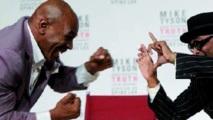Le carton «jaune» de l'Australie à Mike Tyson