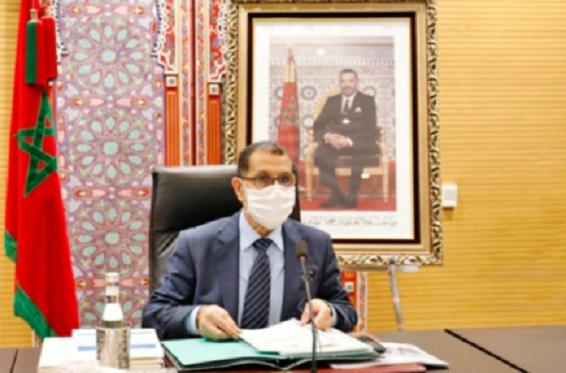 Saad Dine El Otmani : Relance économique et  vigilance sanitaire, maîtres-mots de la prochaine étape