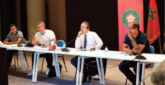 Une série de réunions de la DTN pour développer le football national