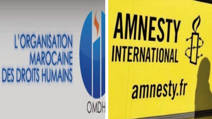 L'OMDH préoccupé par les relations du Maroc avec Amnesty International