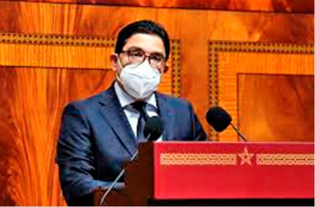Nasser Bourita : L'accès au territoire national, une opération exceptionnelle