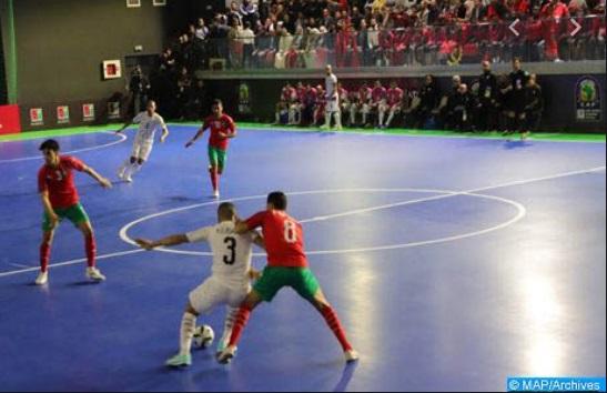 Journée d'étude sur la reprise du championnat national de futsal
