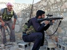 Pas de trêve dans les violences en Syrie: L'armée de Bechar Al-Assad à la recherche de ses positions perdues