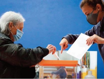 Premières élections régionales en Espagne depuis la pandémie