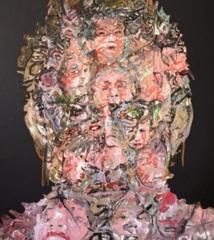 Exposition des œuvres récentes de l'artiste à la Galerie L'Atelier 21 : Les portraits humains de Zakaria Ramhani exposés à Casablanca