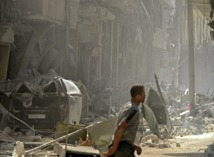 Raids aériens sur des régions aux mains des rebelles :  La répression de la contestation se poursuit en Syrie