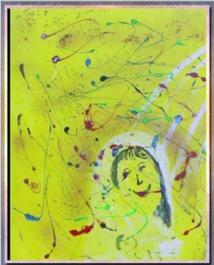 L'artiste Ricou accroche ses toiles à La Minaudière Lounge Cultures : La «quête de la vérité» à Rabat