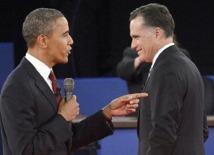 Présidentielle américaine : Barack Obama passe à l'offensive face à Mitt Romney