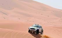 Rallye OiLibya du Maroc 2012 : Despres et Holec se rebiffent