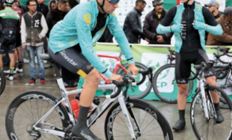 Annulation du Festival des championnats arabes et de la Coupe de l'UA de cyclisme
