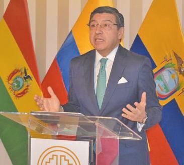 Jorge Hernando Pedraza, secrétaire général de la Communauté andine des Nations : Le statut de membre observateur permettra au Maroc de consolider ses relations avec la CAN